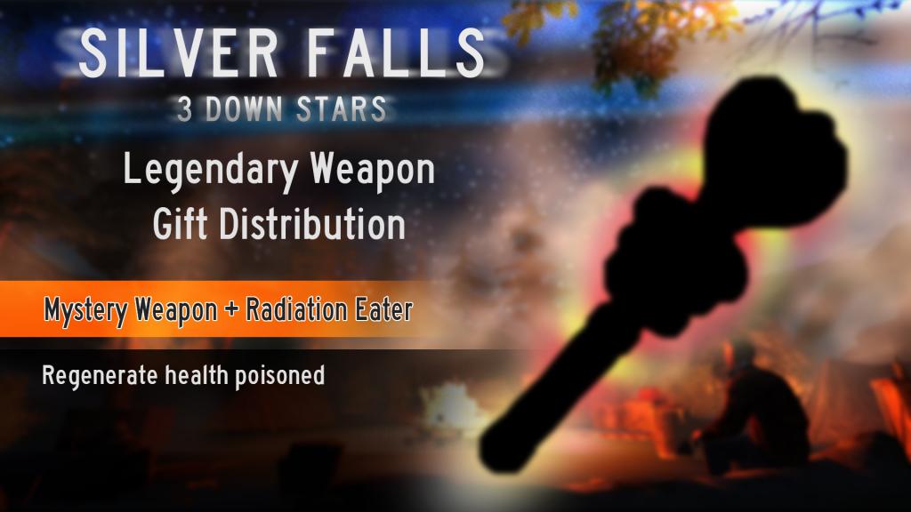 Silver Falls 3 Down Stars Promo